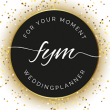 Logo For You Moments Weddingplanner
